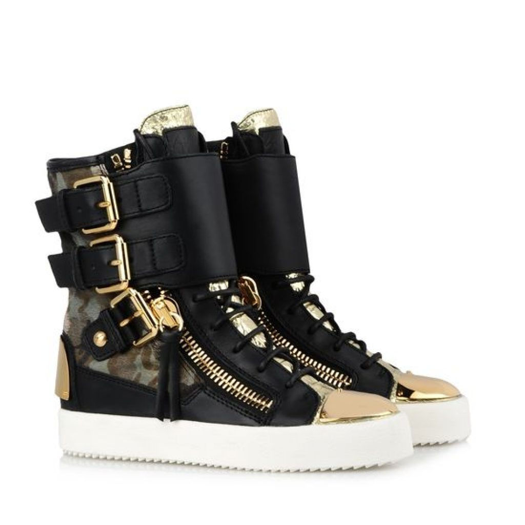 Guiseppe Zanotti Top Trending Leather Shoes For Women