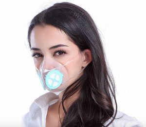 New Anti Pollution Mask